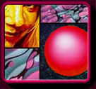 Abstract Paintings - Abstract Expressionist Portraits to Modern Abstract Paintings. Click to Enter Gallery 4