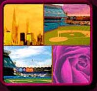 Traditional & Realistic Paintings - Yankee Stadium & Sports Paintings to Cityscape Paintings, Florals and Landscapes. Click to Enter Gallery 4
